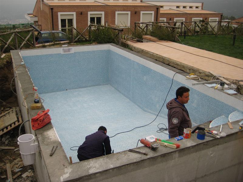Bologna - Villa con piscina - ristrutturazione totale